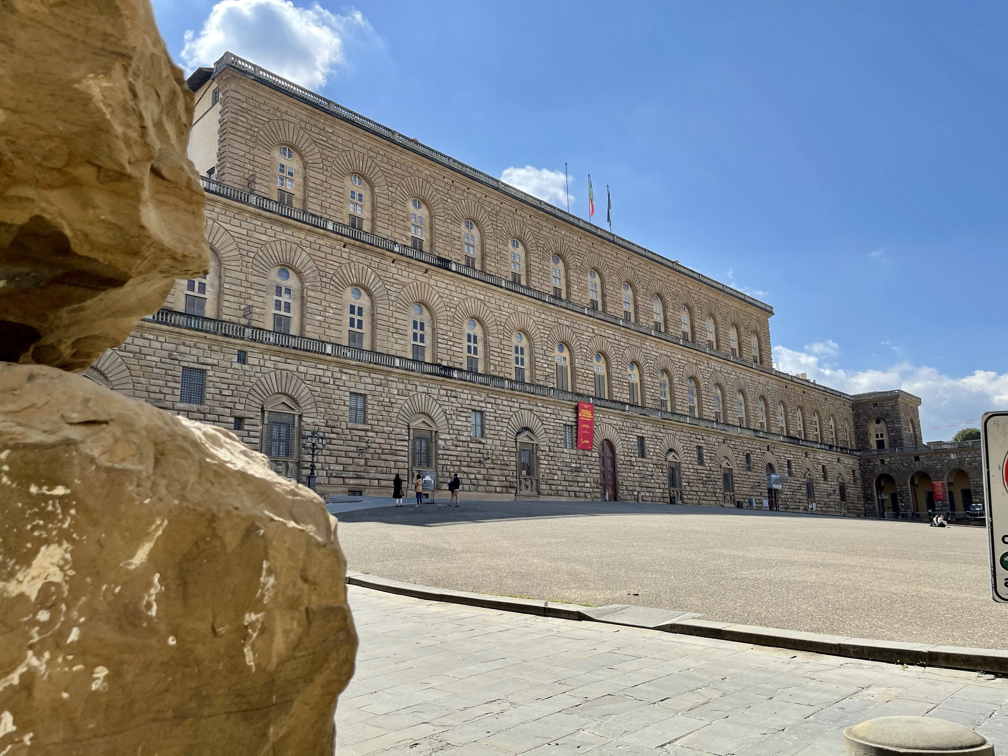 I musei di Palazzo Pitti